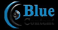 Blue Content logo